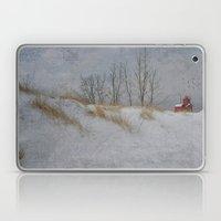 Winter Lighthouse Laptop & iPad Skin