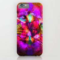 Crystal Cat - Sir Parker iPhone 6 Slim Case