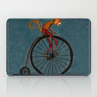 Penny Farthing Pete iPad Case