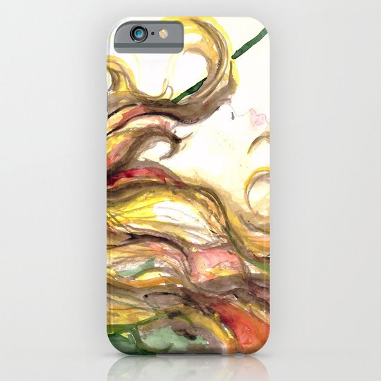 Lil girl iPhone & iPod Case