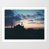 On The Second Day Art Print