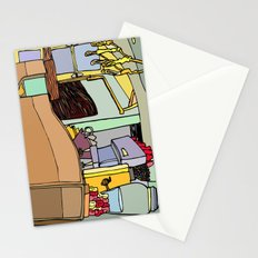 Time for Coffee Stationery Cards