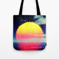 The Sun # 3 Tote Bag