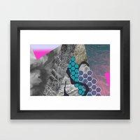 Mish Mash Framed Art Print