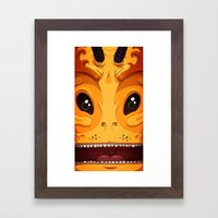 Pekoe Framed Art Print