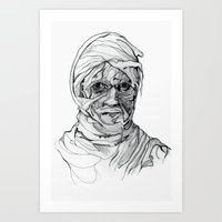 Come To Mummy Art Print
