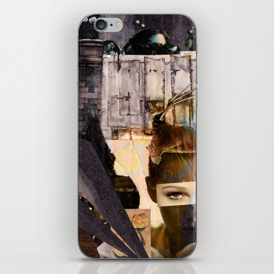 Bridging the Gap iPhone & iPod Skin