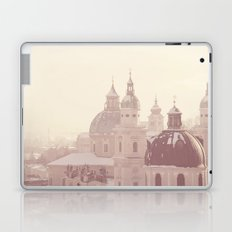 beneath her snow covered domes ... Laptop & iPad Skin