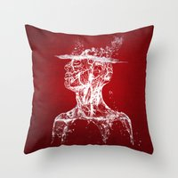Purity Ring Throw Pillow