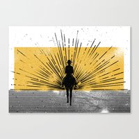 That's It, That's All Canvas Print