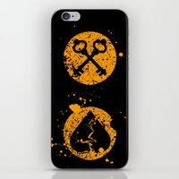 Key Death iPhone & iPod Skin