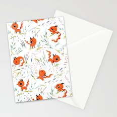 Fox Tales - The Fox Stationery Cards