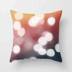 RAINBO-KEH Throw Pillow