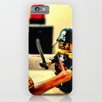 Epic battle. iPhone 6 Slim Case