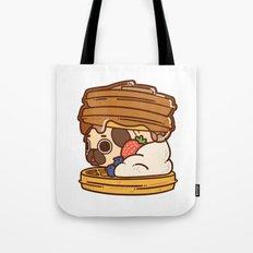 Puglie Waffles Tote Bag