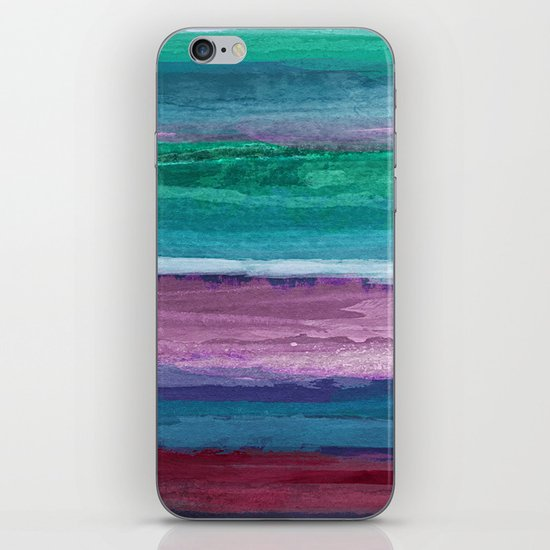 Different Strokes iPhone & iPod Skin
