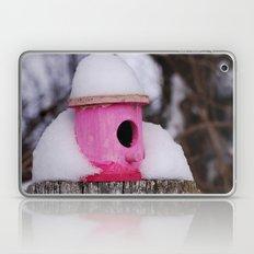 Pink House Laptop & iPad Skin