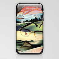 Elysian Fields iPhone & iPod Skin