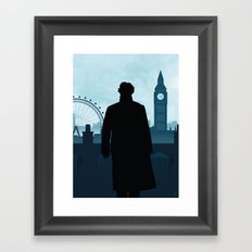 Jumper Framed Art Print