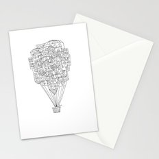 REOCCURRING DREAMS (A) Stationery Cards
