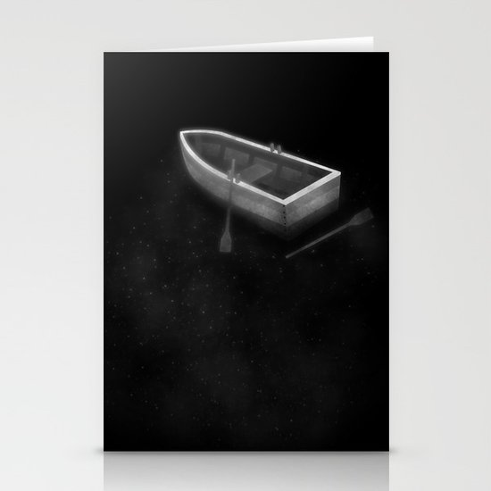 Annan Water Stationery Card