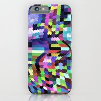 iPhone & iPod Case featuring Pixelation  by John McGrath