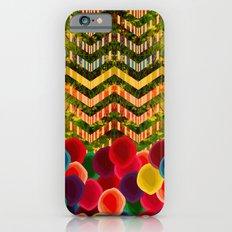 Chevron And Dots Slim Case iPhone 6s