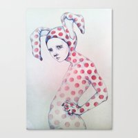 Not My Cup Of Tea Canvas Print