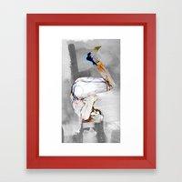 Hanged Man Framed Art Print