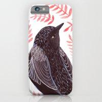 Jackdaw iPhone 6 Slim Case