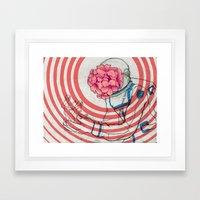 ..io9 Framed Art Print