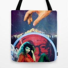 Touch Me Tote Bag