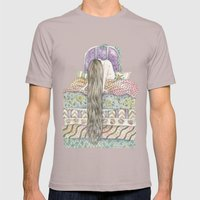 Beatrice Wakes Up After 18 Years... Mens Fitted Tee Cinder SMALL