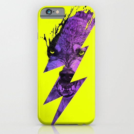 Thunderwolf iPhone & iPod Case