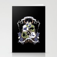 Dragon Training Crest - How to Train Your Dragon Stationery Cards