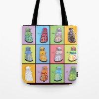 Dalek Dreams Tote Bag