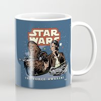 Chewie, We're Home Mug