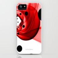 Points By Nico Bielow iPhone (5, 5s) Slim Case