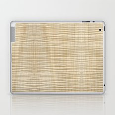 Spalted Maple Wood Laptop & iPad Skin