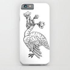 cigno e cristalli iPhone 6 Slim Case