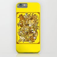 end of the world party (commemorative edition) iPhone 6 Slim Case