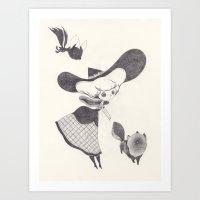 mady Art Print