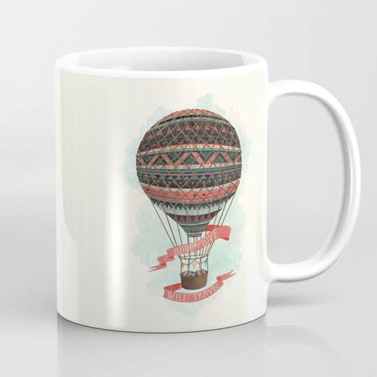 have love, will travel Mug