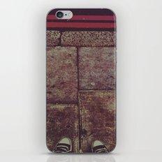 Peakaboo iPhone & iPod Skin