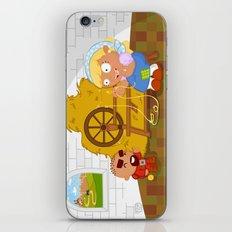 Rumpelstiltskin iPhone & iPod Skin