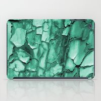 Flakey - Teal iPad Case