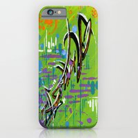 "iPhone & iPod Case featuring ""NAMASTE"" by Sababa Surf"