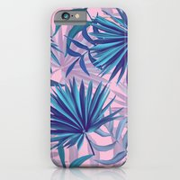pink tropic  iPhone 6 Slim Case
