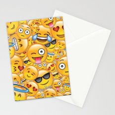 Smiley galore Stationery Cards