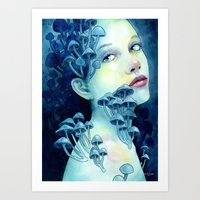 Beauty in the Breakdown Art Print